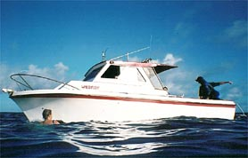 Sport  fishing in the Marshall Islands